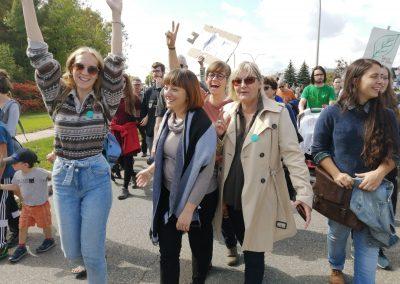 librairie_poirier_marche_pour_lenvironnement